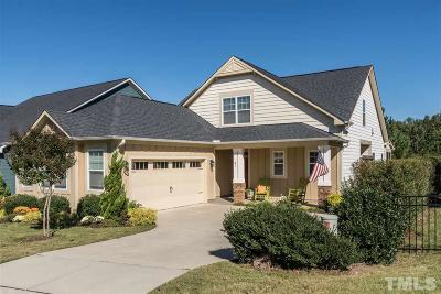 Clayton NC Single Family Home For Sale: $285,000