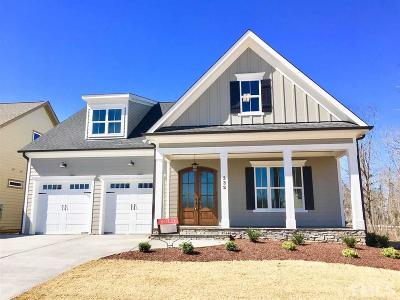 Holly Springs Single Family Home Pending: 332 Fairway Vista Drive