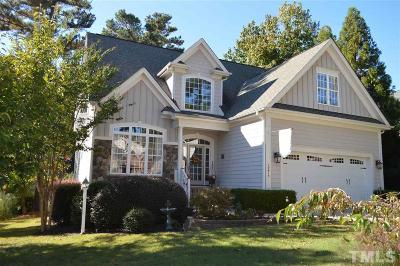Raleigh Single Family Home For Sale: 10613 Thornbury Crest Court