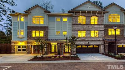 Morrisville Townhouse Pending: 305 View Drive