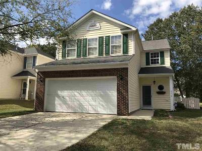 Raleigh Single Family Home For Sale: 272 Inkster Cove