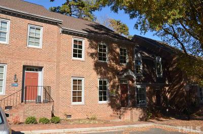 Raleigh Commercial For Sale: 1042 Washington Street