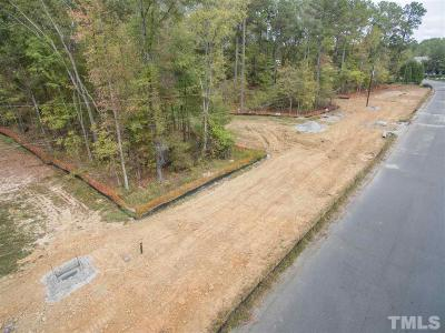 Durham County Residential Lots & Land For Sale: 201 Curlew Drive