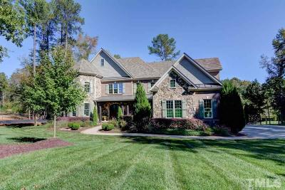 Wake Forest Single Family Home For Sale: 1305 Eagleson Lane