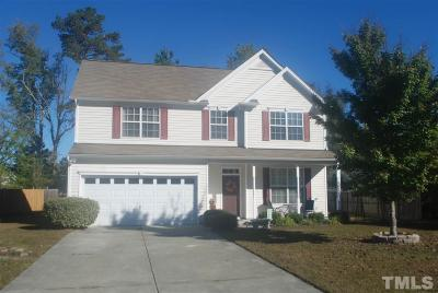 Creedmoor Single Family Home Pending: 2104 Orchard Court
