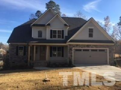 Johnston County Single Family Home For Sale: 201 Townsend Drive