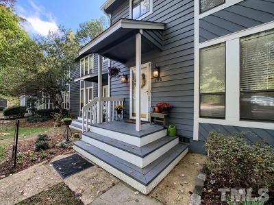 Cary Townhouse Contingent: 109 Tracy Court