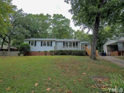 Single Family Home Contingent: 2107 Woodview Drive