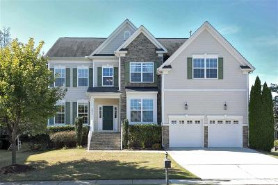 Cary Single Family Home For Sale: 8017 Wade Green Place