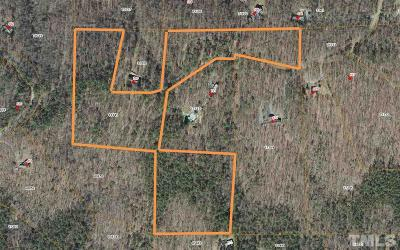 Pittsboro Residential Lots & Land For Sale: Redgate Drive
