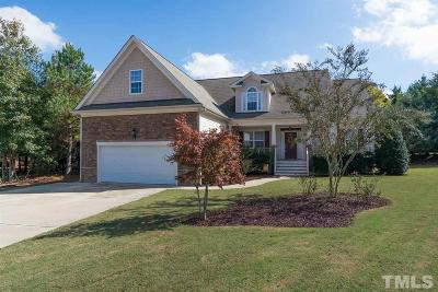 Youngsville Single Family Home For Sale: 55 James Joyce Court