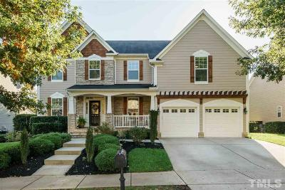 Raleigh Single Family Home For Sale: 2408 Treen Street