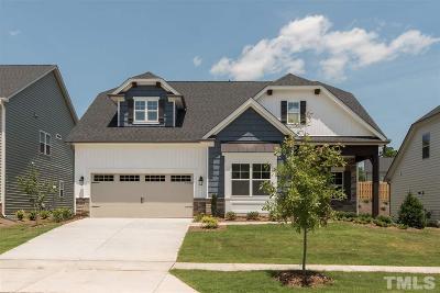 Cary Single Family Home For Sale: 133 Keythorpe Lane #206