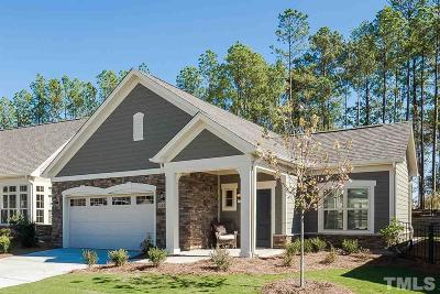 Chatham County Single Family Home For Sale: 1626 Vineyard Mist Drive