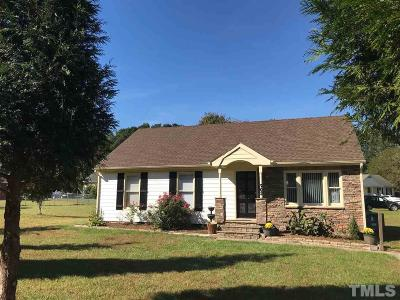 Knightdale Single Family Home Pending: 203 Kelley Meadows Road