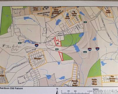 Knightdale Residential Lots & Land For Sale: Old Faison Road