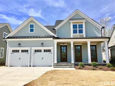 Holly Springs Single Family Home For Sale: 308 Fairway Vista Drive