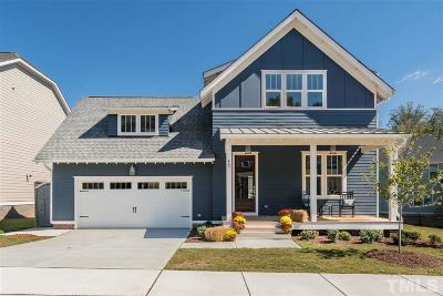 Chapel Hill Single Family Home For Sale: 447 Claremont Drive