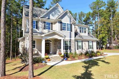 Johnston County Single Family Home For Sale: 61 Mosswood Court