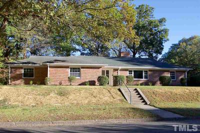 Durham Single Family Home For Sale: 402 Englewood Avenue
