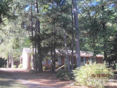 Durham Single Family Home Pending: 715 Donlee Drive