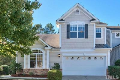 Cary Townhouse Contingent: 220 Royal Tower Way