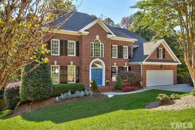 Cary Single Family Home For Sale: 407 Midenhall Way