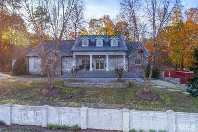 Wake Forest Single Family Home For Sale: 5517 Sedge Wren Court