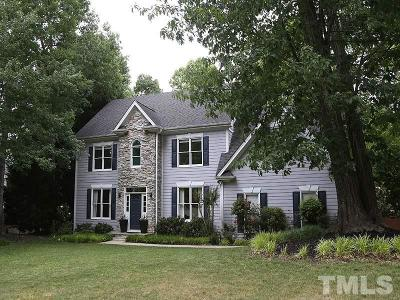 Lochmere Single Family Home Contingent: 116 Fox Briar Lane