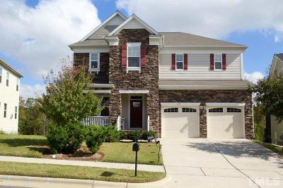 Morrisville Single Family Home For Sale: 617 Pilot Hill Drive