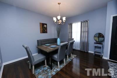 Creedmoor Single Family Home For Sale: 2032 Applewood Drive