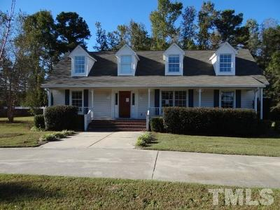 Single Family Home Pending: 521 Mallie Pearce Road