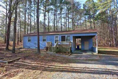 Chapel Hill Single Family Home Contingent: 646 Pine Acres Road