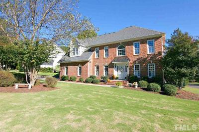 Cary Single Family Home For Sale: 200 Sarazen Meadow Way
