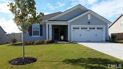 Amber Ridge Single Family Home For Sale: 1208 Windrose Drive