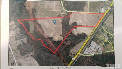 Johnston County Residential Lots & Land For Sale: S Us 301 Highway