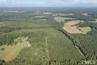 Durham County Residential Lots & Land For Sale: 1816 Harris Road