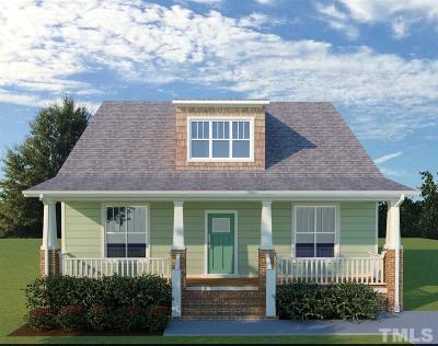 Raleigh Single Family Home For Sale: 1105 Gregg Street