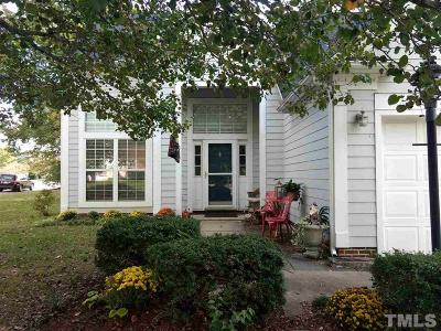 Oak Hall Single Family Home Contingent: 101 Stone Hedge Court