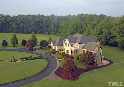 Orange County Single Family Home For Sale: 707 Walnut Hill Drive