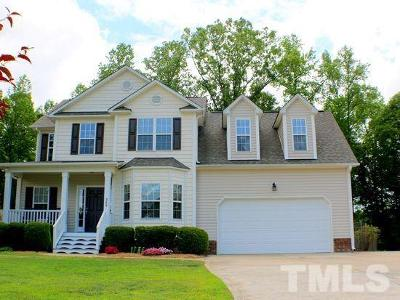 Raleigh NC Single Family Home For Sale: $280,000