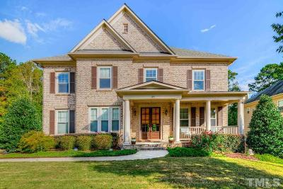 Holly Springs Single Family Home Contingent: 125 Harvestwood Drive