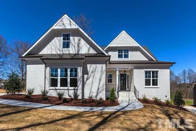 Wake Forest Single Family Home For Sale: 8713 Kimalden Court