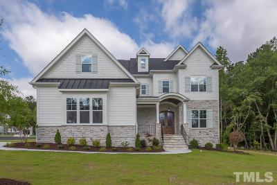 Wake Forest Single Family Home For Sale: 1108 Mackinaw Drive