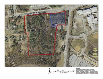 Wake County Residential Lots & Land Contingent: 1601 (Lot 2) Avent Ferry Road