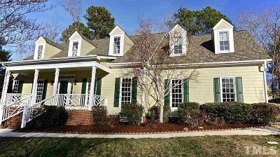 Cary Single Family Home For Sale: 112 Glenmore Road