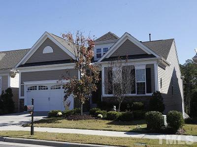 Cary Single Family Home Contingent: 819 Blackfriars Loop