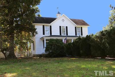 Knightdale Single Family Home Contingent: 4301 Mial Plantation Road