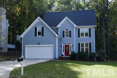 Holly Springs Single Family Home Contingent: 529 Cayman Avenue