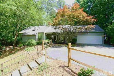 Pittsboro Rental For Rent: 202 Weatherbend